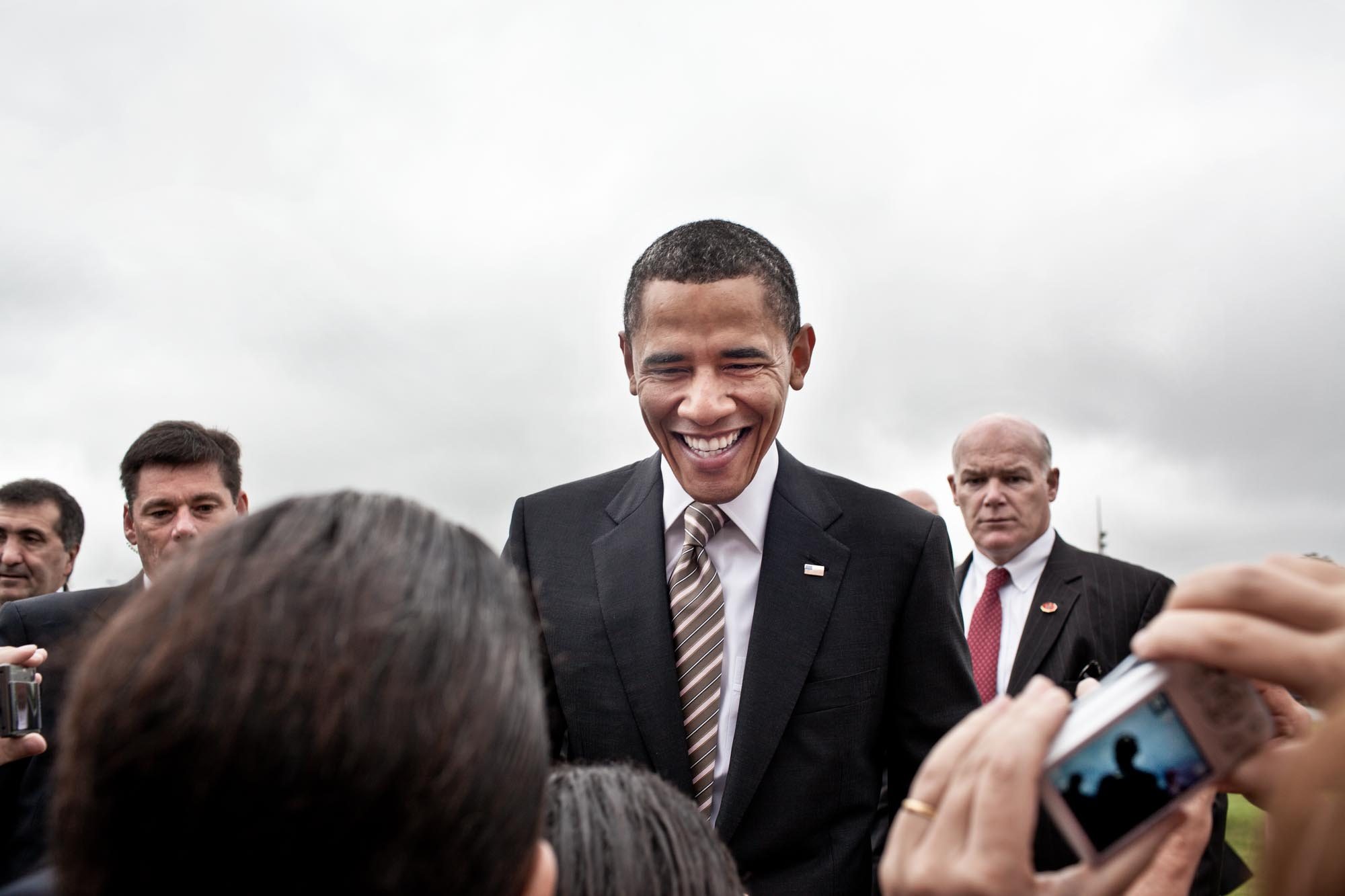 President Of USA Obama